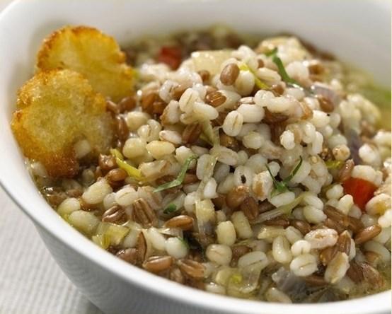 Поверьте, после такого приготовления традиционная, казалось бы, перловая каша, станет вашим любимым блюдом!