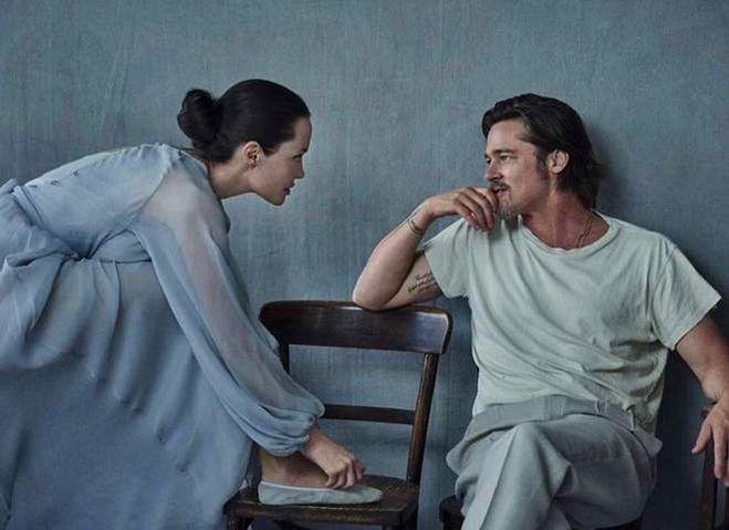 Какие разногласия по воспитанию детей у Анжелины Джоли и Брэда Питта?