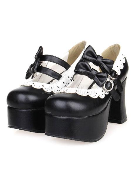 Туфли Мери Джейн для образа лоли