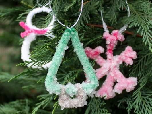 игрушки для новогодней елки