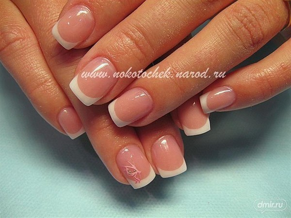 Ногти крашу цвет лака для