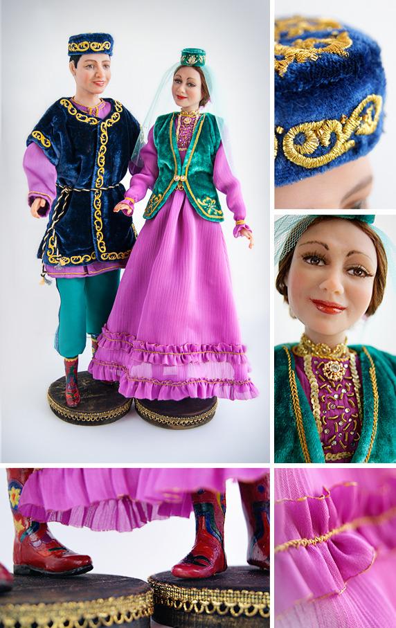 Как нарисовать татарский национальный костюм? Татарский Национальный Костюм