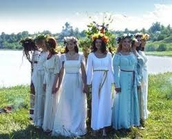 Какие есть старославянские праздники и обычаи?