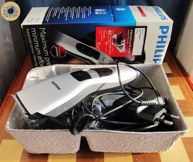 Машинка Филипс для стрижки волос