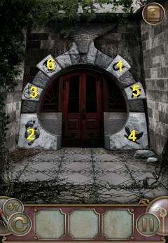 Побег из особняка 22 уровень пройти