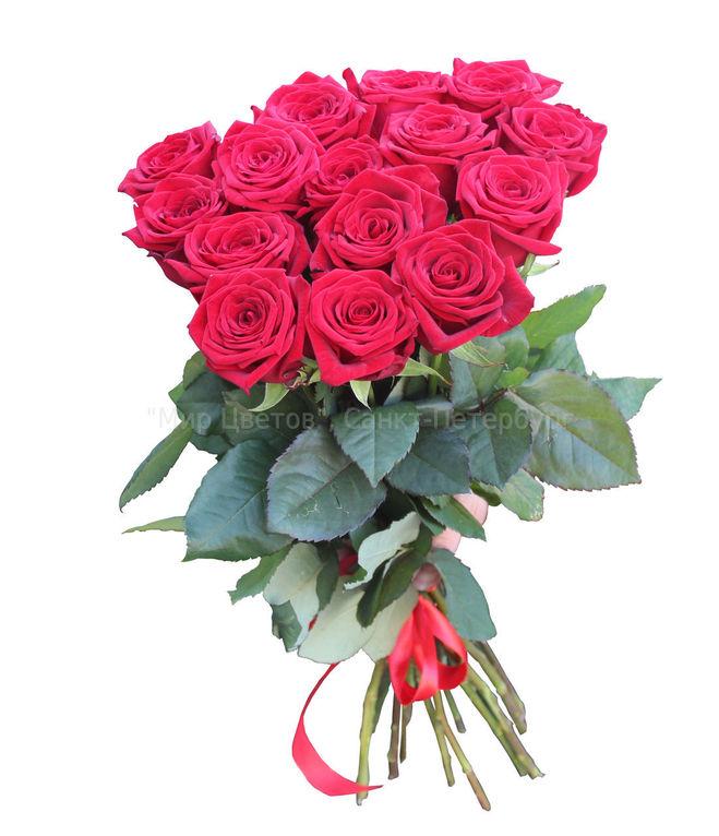 Фото пяти роз
