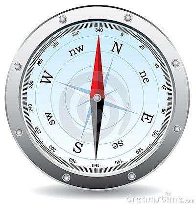 Как компас сделать прозрачным