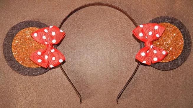Как сделать уши чебурашки из бумаги 38
