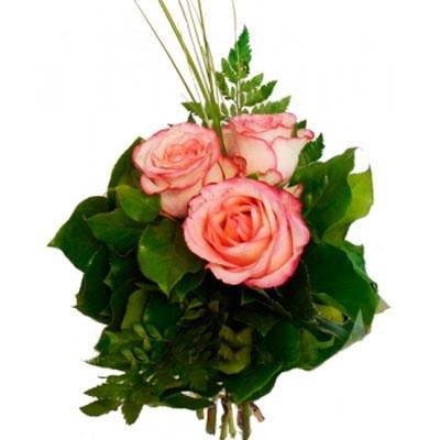 Букеты из цветов своими руками розы 16