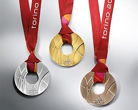 Дырки в золотых медалях