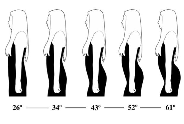 Как сделать прогиб в спине