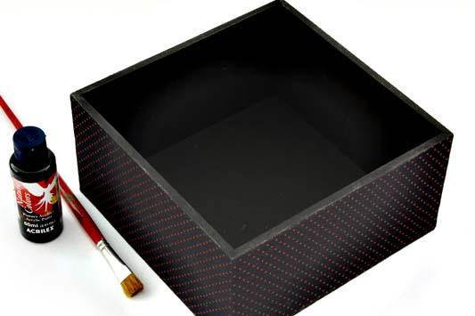 Коробка для хранения вещей своими руками фото