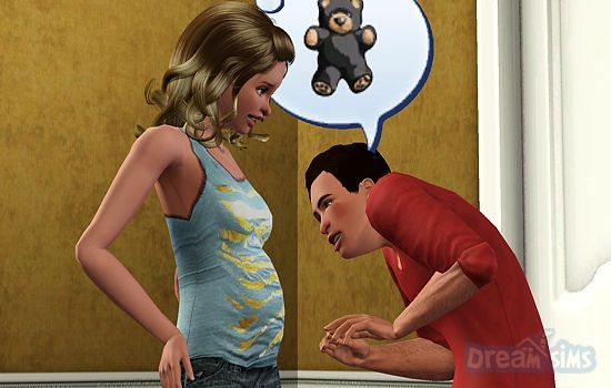 Как сделать беременного мужчину в симс 3