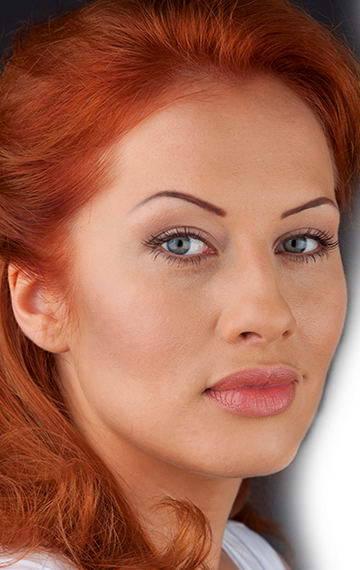 Актриса эстрады