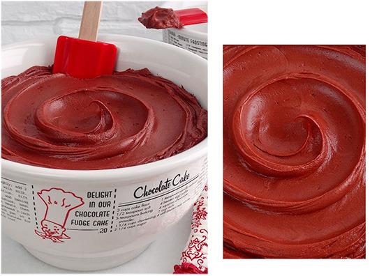красный бархатный крем с масляной основой и кримчизом
