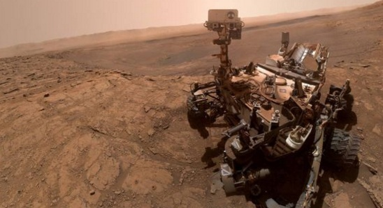 ровер Марс2020, новый ровер на Марсе