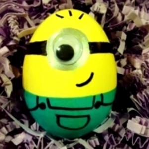 Как сделать яйцо миньон