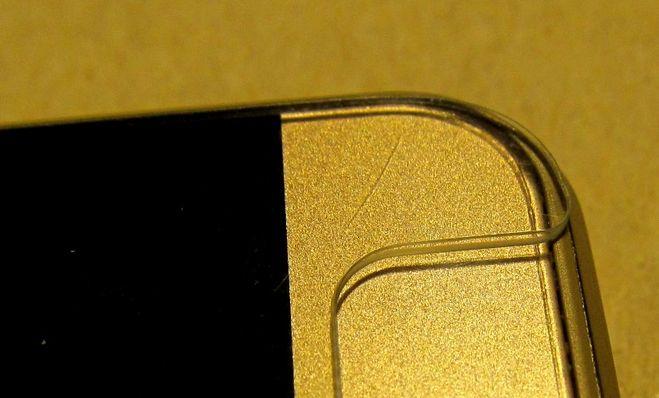 Как обрезать защитное стекло на телефон