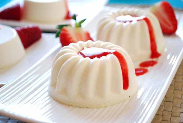 Десерты на молоке рецепты