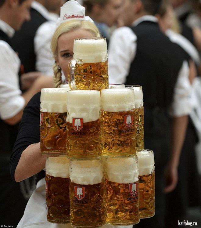 праздник пива.