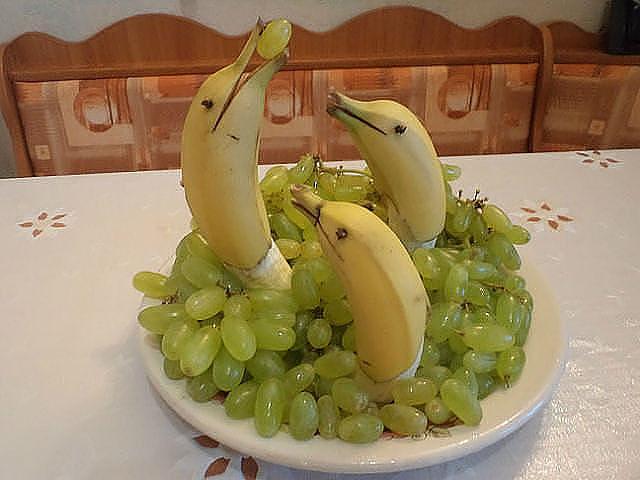 Что можно сделать из банана