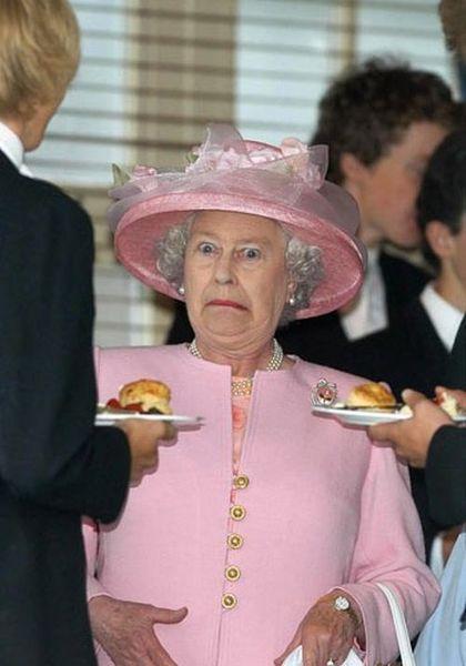 королева и грумы