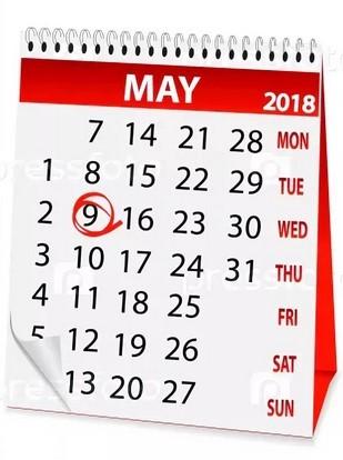 почему 10 мая не выходной