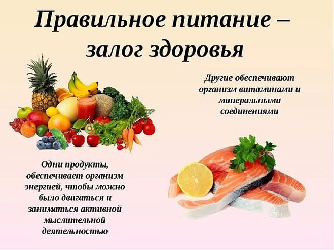 доклад здоровый образ жизни