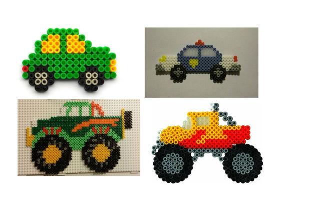 Схема мозаики для детей фото 253