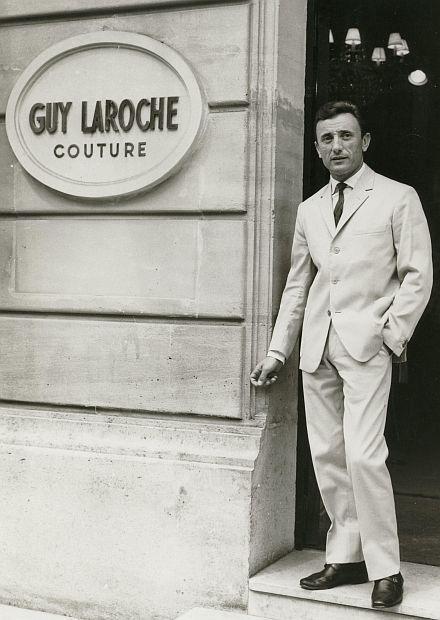 французский модельер Ги Ларош