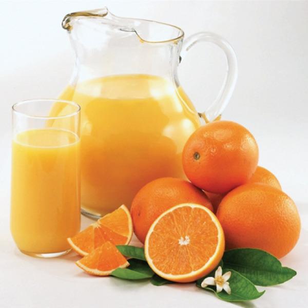 Какого цвета апельсин