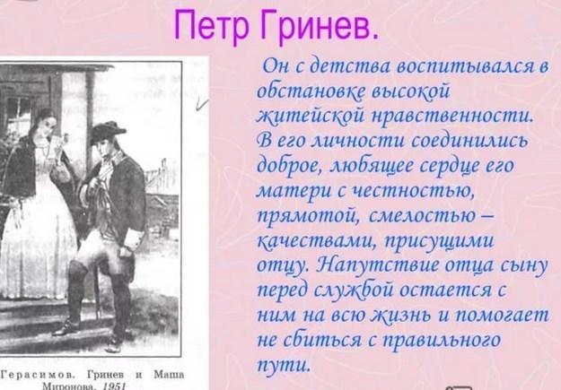 частенько в чем проявляется порядочность гринева Смоленск адреса