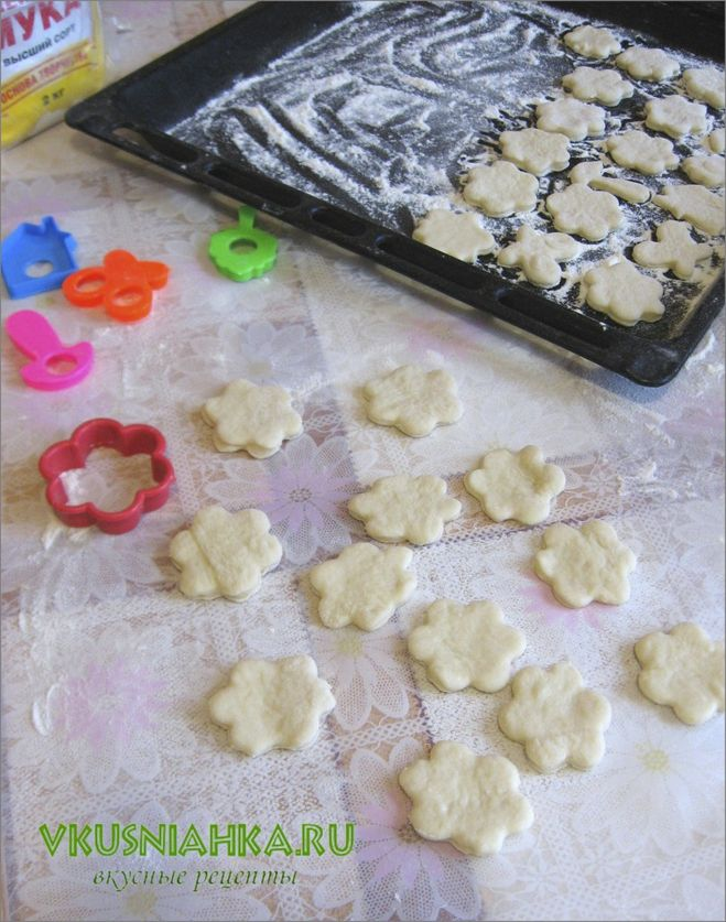 Рогалики на ряженке рецепт с фото