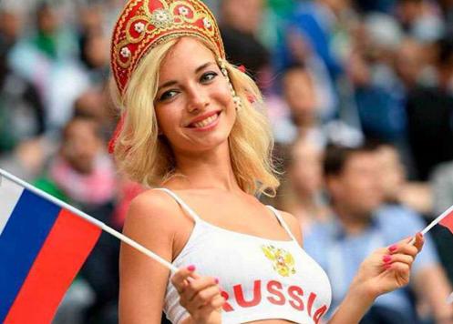 Самая красивая болельщица сборной России: я никогда не