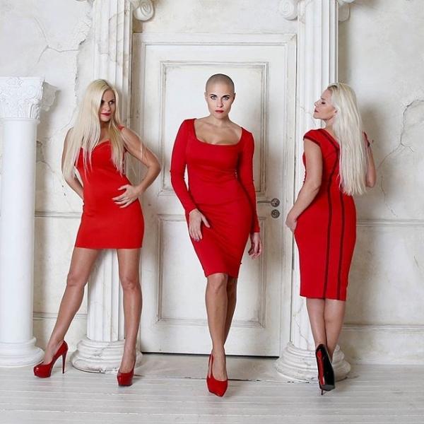 Вовченко марина фото с волосами