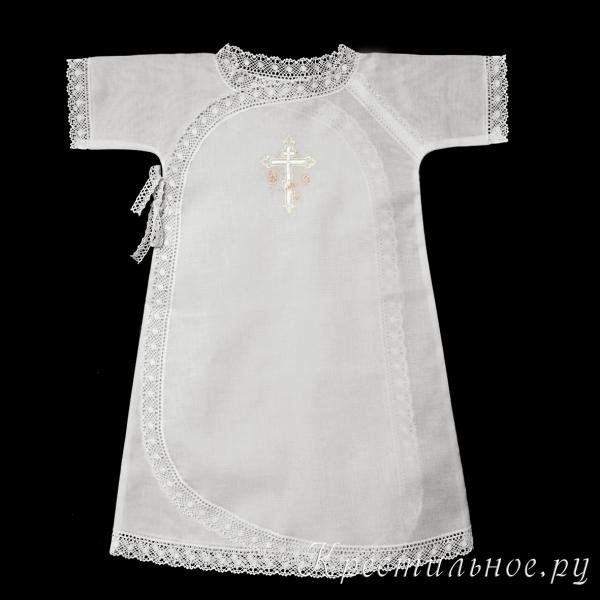 Платье для крещение своими руками
