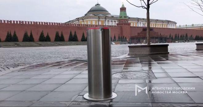 забор вокруг Кремля
