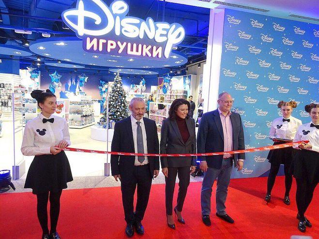 b512cefb663 Когда и где откроют магазины игрушек Дисней в России