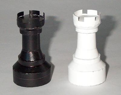 Шахматная ладья 4 буквы