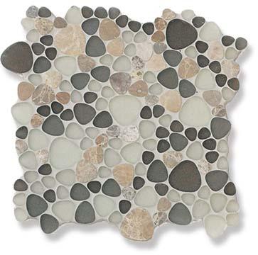 как сделать мозаику из камня