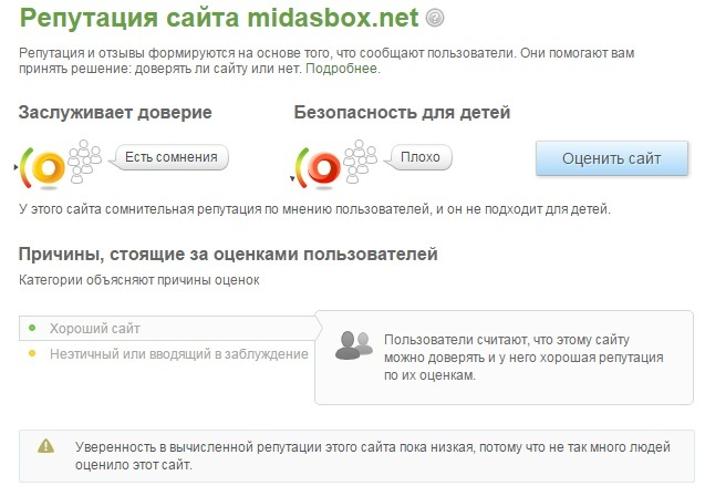 midasbox лотерея отзывы