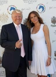 первая леди США Меланья Трамп