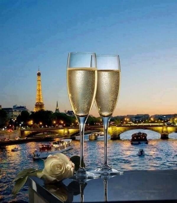 Устрицы и Шампанское: Нормандия, Бретань, Париж