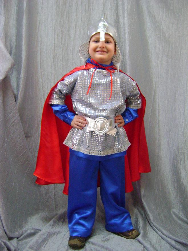 Как сделать костюм богатыря на новый год фото 430