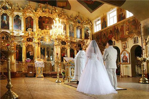 возраст венчания в церкви