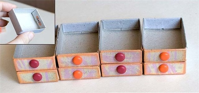 Как сделать таблетницу своими руками из коробки из под обуви