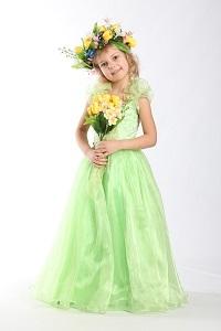 костюм весны для девочки как сделать