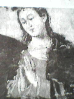 Богородица в снегах. Япония.1632г.