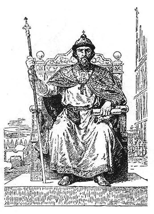 Московский князь Иван Калита