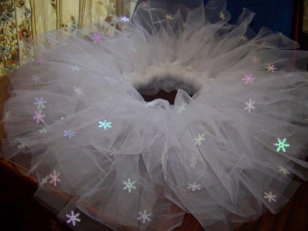 Новогодний костюм своими руками снежинки фото 567